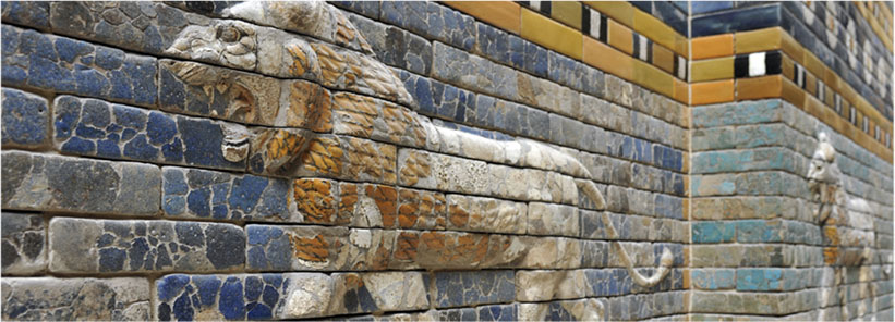 Ancient Lion of Babylon